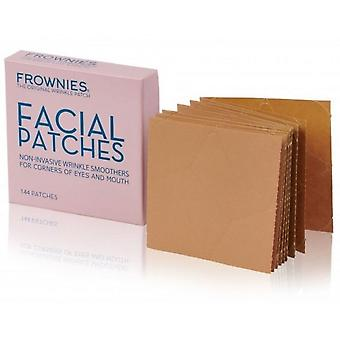 Anti-wrinkle patches CEM: indicated for lateral eyes (