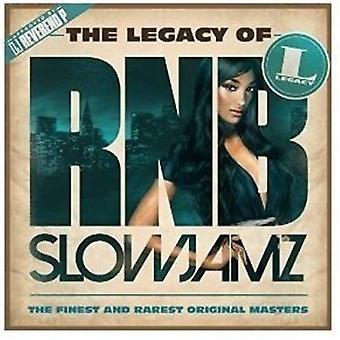 Dziedzictwo Rnb Slow Jamz - dziedzictwo Rnb Slow Jamz [CD] USA import