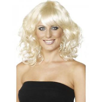 Foxy Blonde Wig