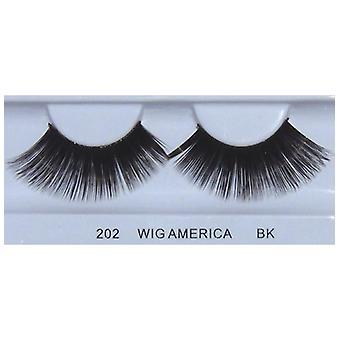 Wig America Premium False Eyelashes wig484, 5 Pairs