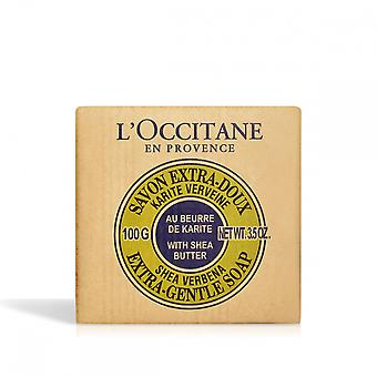 L Occitane Verbena Shea Butter Extra Gentle Soap