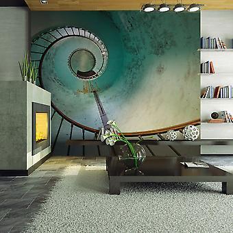 Papel pintado - Faro - escaleras