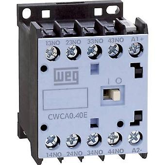 Contactor 1 pc(s) CWCA0-40-00D24 WEG 4 makers