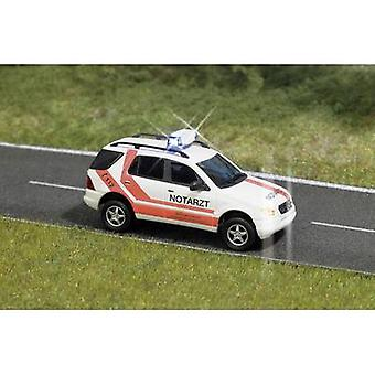 Busch 5631 H0 MB M-class emergency doctor with blinking lights