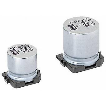 Nichicon UUJ1J471MNQ1MS Electrolytic capacitor SMD 470 µF 63 V 20 % (Ø x H) 18 mm x 21.5 mm 1 pc(s)