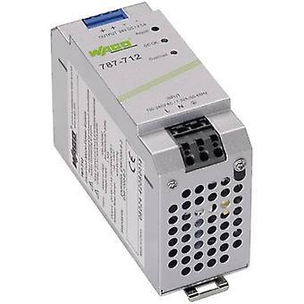 WAGO EPSITRON® ECO POWER 787-712 Rail mounted PSU (DIN) 24 Vdc 2.5 A 60 W 1 x