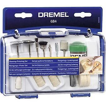 Cleaning//polishing kit 20pcs. Dremel 26150684JA
