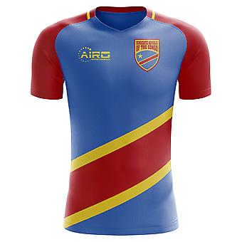 2018-2019 DR Congo Home Concept Football Shirt (Kids)