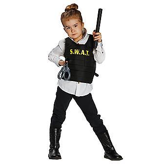 SWAT kamizelka kostium policji dla dzieci SEK