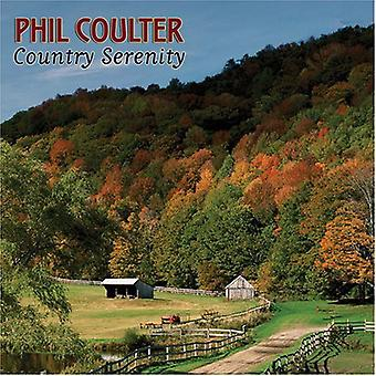 Phil Coulter - Country Serenity [CD] USA import