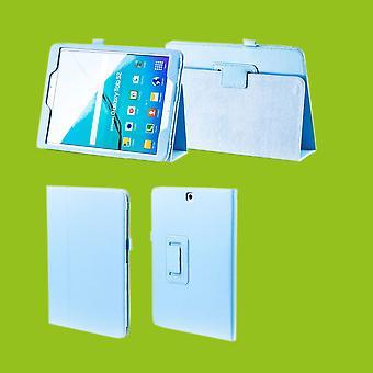 Für Apple iPad Pro 12.9 Zoll 2018 Neue Version Hellblau  Kunstleder Hülle Cover Tasche Case Etuis Neu