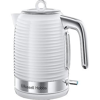 Russell Hobbs 24360 Inspire High Gloss 3000W 1.7L Electric Kettle - White