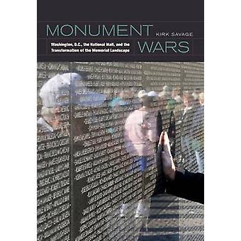 Monument Wars - Washington - DC - der National Mall- und die Transf