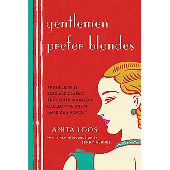 Mężczyźni wolą blondynki przez Anita Loos - Jenny Mcphee - 9780871403179