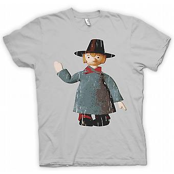 Windy Miller - Camberwick Green   - 100% Cotton Short Sleeve Mens T Shirt
