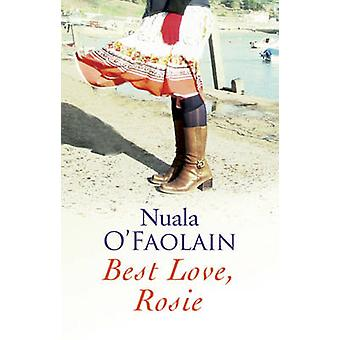 Best Love Rosie by Nuala O'Faolain - 9781906413439 Book