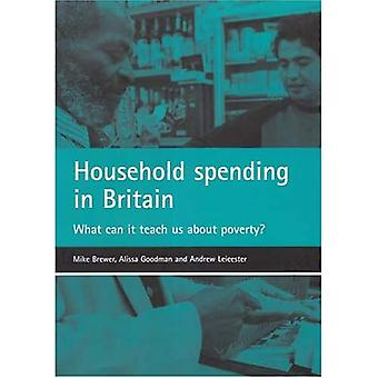 Household spending in Britain: What can it teach us about poverty?