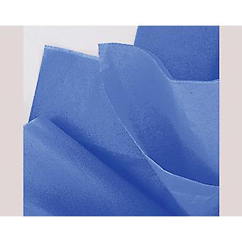 10 Sheets Tissue Paper - Royal Blue | Gift Wrap Supplies