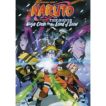 Naruto the Movie: Ninja Clash in the Land of Snow [DVD] USA import