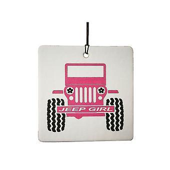 Jeep Girl Car Air Freshener