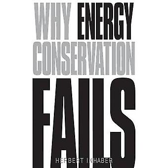 Why Energy Conservation Fails by Inhaber & Herbert