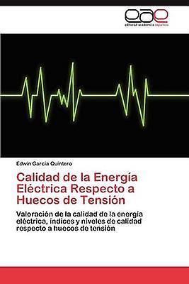 Calidad de La Energia Electrica Respecto a Huecos de Tension by Garc a. Quintero & Edwin