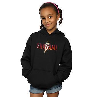 DC Comics jenter Shazam film Logo Hettegenser