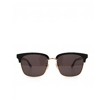 Gucci Eyewear Acetate Clubman Sunglasses