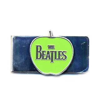 The Beatles Money Clip Beatles on Apple Band Logo New Official Metal