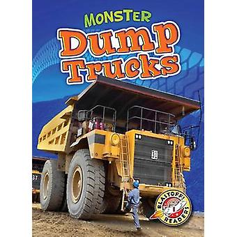 Monster Dump Trucks by Nick Gordon - 9781600149382 Book