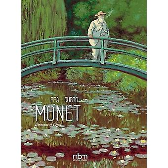 Monet - Nomad Of Light by Efa Rubio - 9781681121390 Book