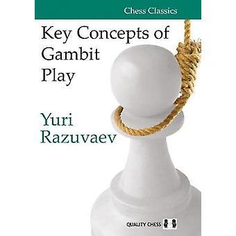 Key Concepts of Gambit Play by Yuri Razuvaev - Jacob Aagaard - 978178