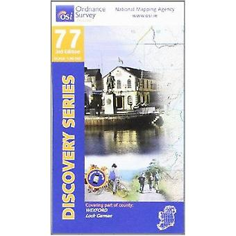 Wexford (3rd Revised edition) by Ordnance Survey Ireland - 9781907122