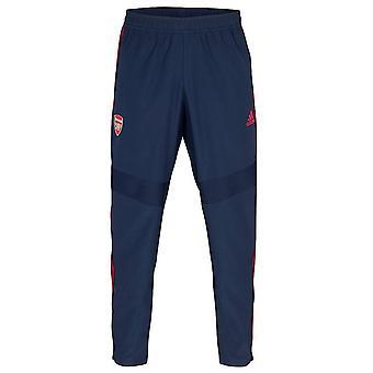 2019-2020 Arsenal Adidas Presentation Pants (Navy) - Kids