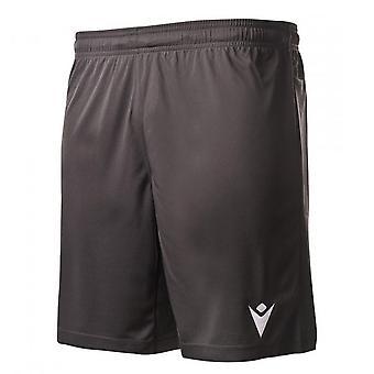 2019-2020 Sporting Lisbon Macron Poly Shorts (Noir)