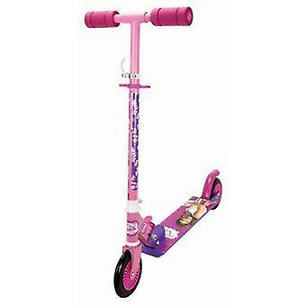 Smoby Folding scooter Violeta (Dzieci i niemowlęta , Zabawki , Inne)