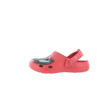 Boys Spiderman Red Slip On Beach Sandals Clogs Mules UK Sizes 6 to 12