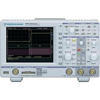 Digital Rohde & Schwarz HMO1002 50 MHz 9-channel 1 null 1 null Digital storage (DSO), Mixed signal (MSO), Function gen