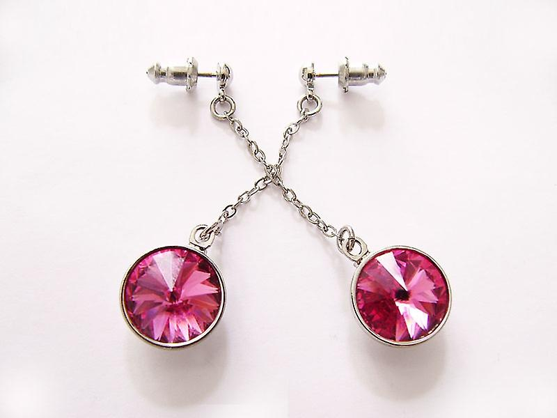 Drop earrings Swarovski EMB 15.1