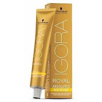 Schwarzkopf Professional Age Igora Royal Blend 60ml 7-710