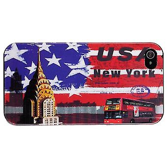 IPhone 4/4S cover-New York