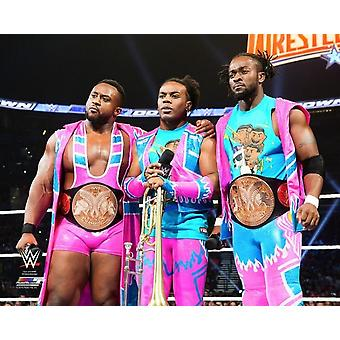 The New Day 2016 Action Photo Print (8 x 10)