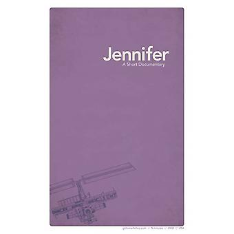 Jennifer Movie Poster (11 x 17)