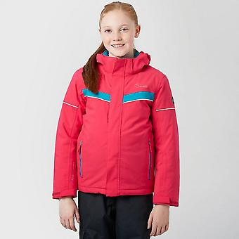 Pink Dare 2b Girls' Mentored Ski Jacket