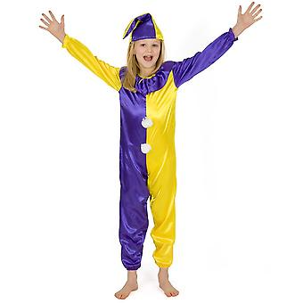 Toyrific Fancy Dress - Clown Outfit Small