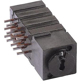 Rotary switch 60 V DC/AC 0.5 A Switch postions 10 Mentor STUFENDREHSCHALTER . 1-POL 10STELL. 1 pc(s)