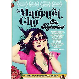 Margaret Cho - Cho afhængige [DVD] USA import