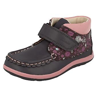 Infant Girls Clarks Ankle Boots Alana Lyn