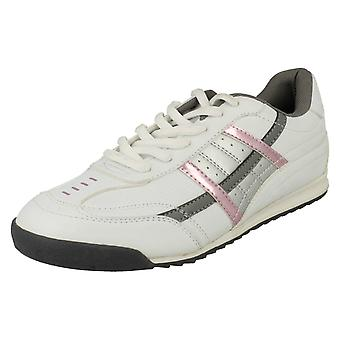 Damen-Spot auf Lace Up Trainer F8982