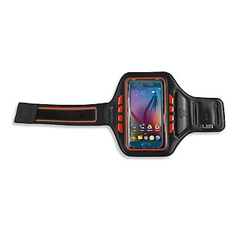 Universal 5.5 inch sport bracelet band with LED and key compartment JOGGER bracelet